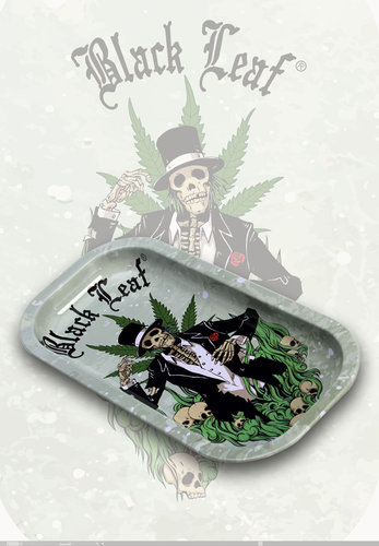 'Black Leaf' 'Hempmaster' Mixing Tray