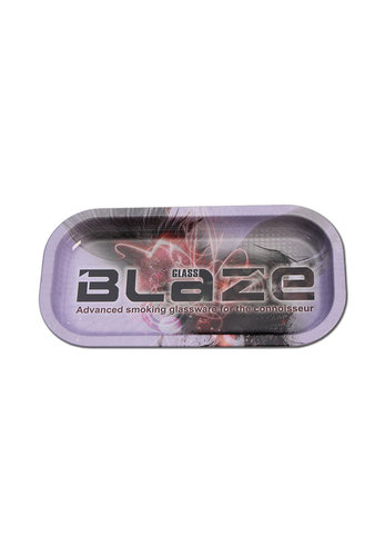 'Blaze Glass' Mixing Tray