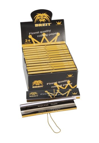 'Breit' Papers Kingsize Slim 14g + Tips