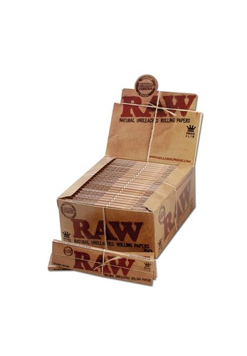 'RAW' Classic Papers KS Slim ungebleicht