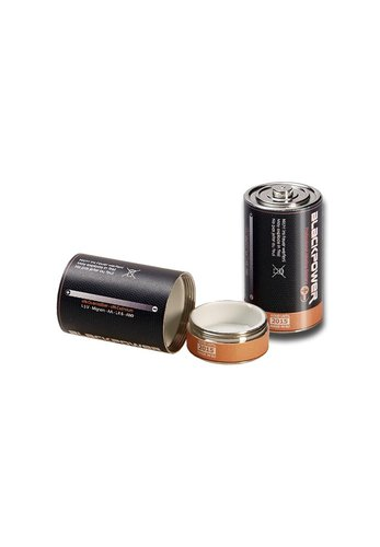 Mono Batterie Typ D Attrappe Versteckdose